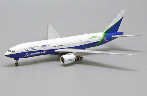 JC Wings 1:400 Boeing 777-200 Eco Demonstrator N772ET