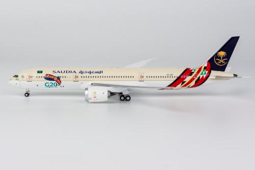 """NG Models Saudi Arabian Airlines 787-9 """"G20 Saudi Arabia 2020"""""""