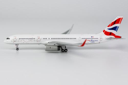"""NG Models British Airways 757-200 """"Open Skies"""""""