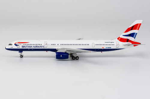 NG Models British Airways 757-200