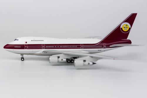NG Models Qatar Amiri Flight 747SP