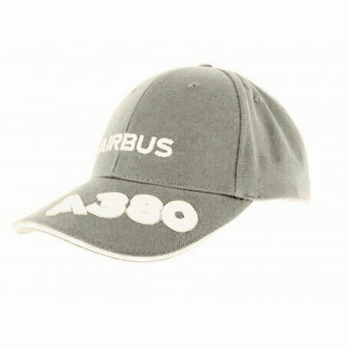 Airbus A380 Cap (light grey)