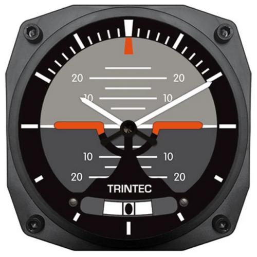 "6"" HOR-06 Horizon Instrument Clock"