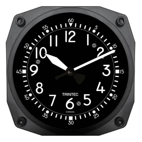 "6"" 9065 Cockpit Wall Clock"