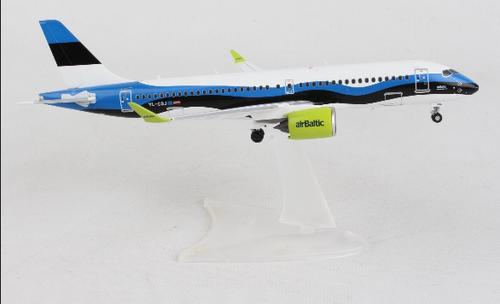 Herpa 1:200 Air Baltic A220-300 Estonia