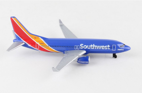 Southwest Airlines Single Plane New Livery