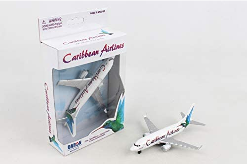 Caribbean Airlines Single Plane