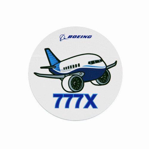777X Pudgy Sticker