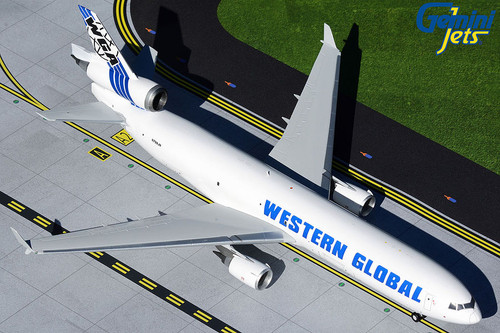 Gemini200 1:200 Western Global MD-11F
