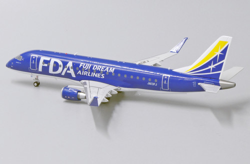 JC200 1:200 Fuji Dream Airlines ERJ-170 (Navy Blue)