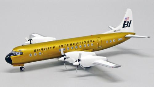 JC200 1:200 Braniff International L-188C Electra