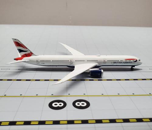NG Models 1:400 British Airways 787-10 G-ZBLB