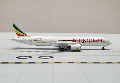 NG Models 1:400 Ethiopian Airlines 787-9 ET-AUO