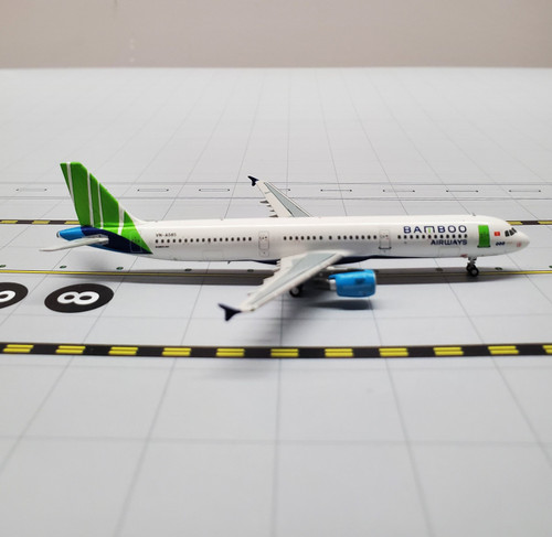 NG Models 1:400 Bamboo Airways A321-200