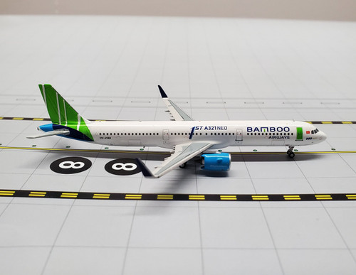 "NG Models 1:400 Bamboo Airways A321NEO ""1st A321neo"""