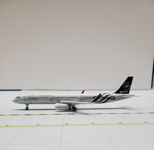 Phoenix 1:400 China Eastern A321 Skyteam B-1837