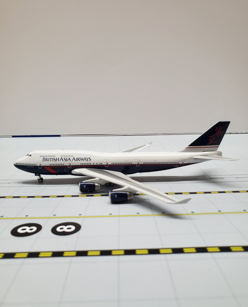 Phoenix 1:400 British Asia Airways 747-400
