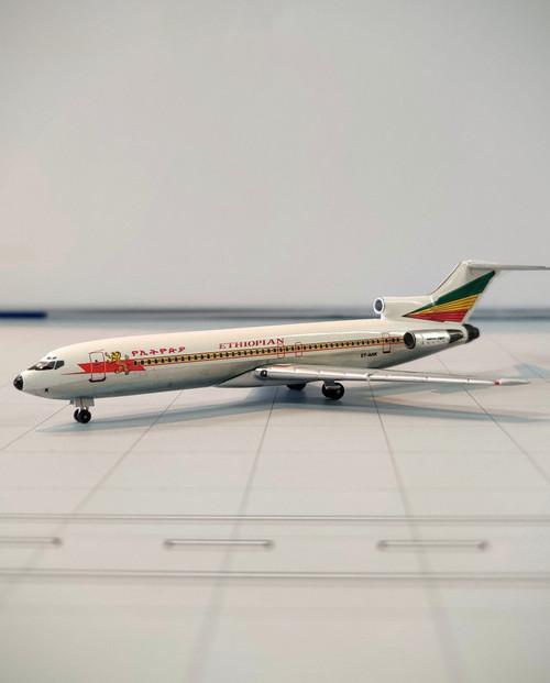 Aeroclassics 1:400 Ethiopian 727-200