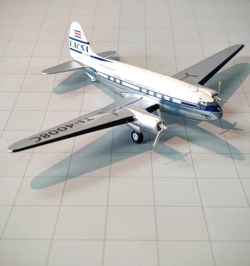 Aeroclassics 1:200 LACSA C-46