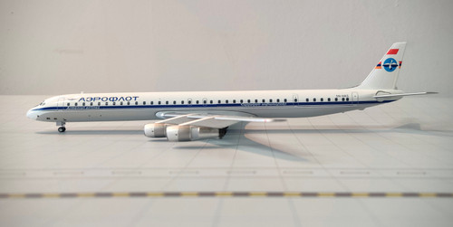 Aeroclassics 1:200 Aeroflot DC-8-61