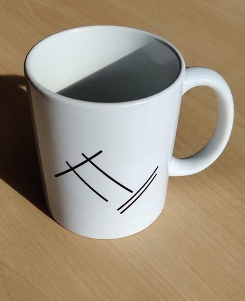 YYZ Runway Mug