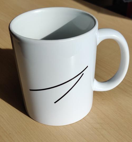 YTZ  Runway Mug