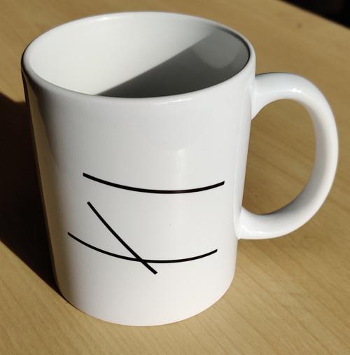 YVR Runway Mug