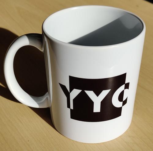 YYC Runway Mug