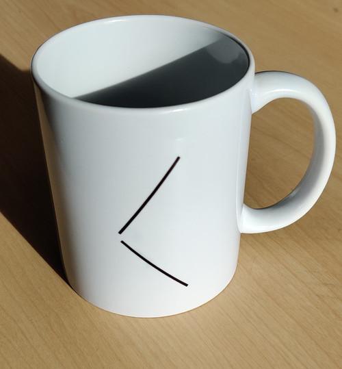 YEG Runway Mug