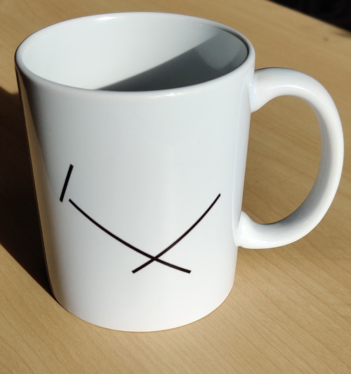 YOW Runway Mug