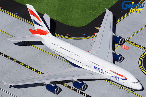 Gemini Jets 1:400 British Airways A380-800