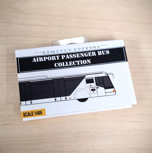 Fantasy Wings Airport Buses (1/400: Neoplan A Bus)