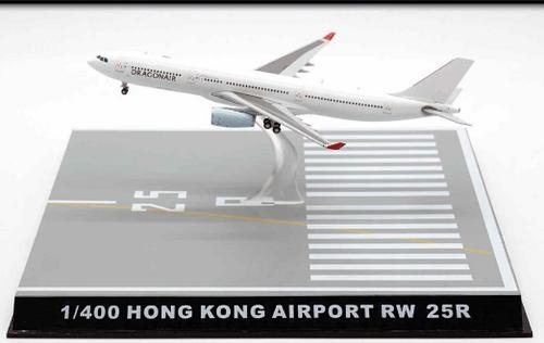 Fantasy Wings 1/400 Airport Runway Display Case (Hong Kong International Airport Runway 25R)