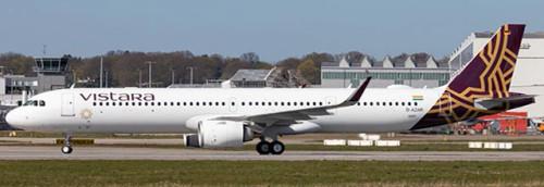 JC400 1:400 Vistara A321NEO