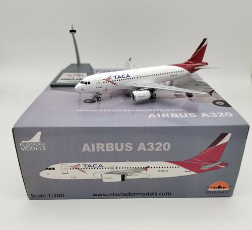 Inflight200 1:200 Taca  A320-200