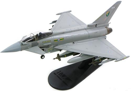 "Hobbymaster 1:72 Eurofighter Typhoon ZJ927 ""QO-M"", 3 Squ., RAF, Libya 2011 HA6601"