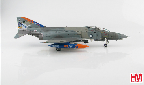 "Hobbymaster 1:72 McDonnell Douglas F-4E ""God of War"" 01507, 338 Sqn., Hellenic Air Force, 2019 HA19016"
