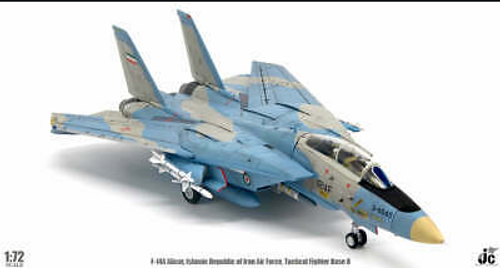 JC Wings 1:72 Republic of Iran Air Force F-14A Tactical Fighter Base 8