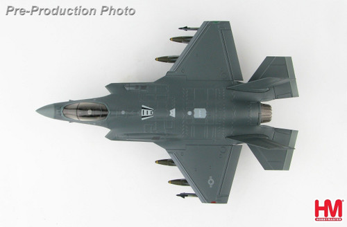 "Hobbymaster 1:72 Lockheed F-35A Lightening II 15-5140, 4th FS, ""Fightin Fuujins"", Hill Air Force Base, Utah 2018 HA4418"