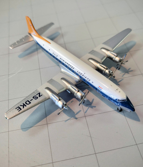 Aeroclassics 1:400 South African DC-7