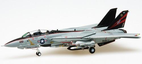 "Hogan 1:200 F-14A US Navy ""VFA-154, Black Knights"""