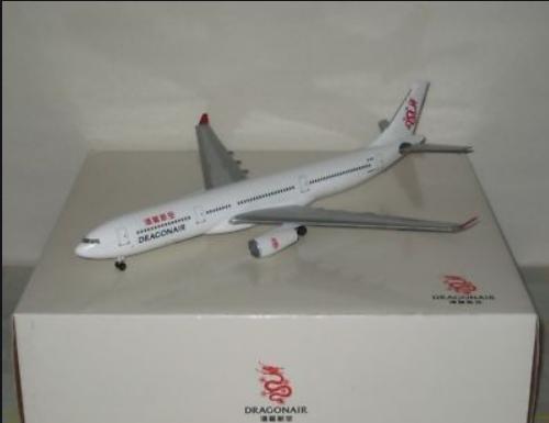 CXcitement Official 1:200 Dragonair A330-300