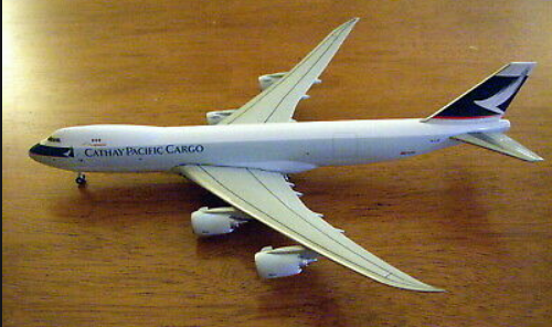 CXcitement 1:400 Cathay Pacific Cargo 747-8F