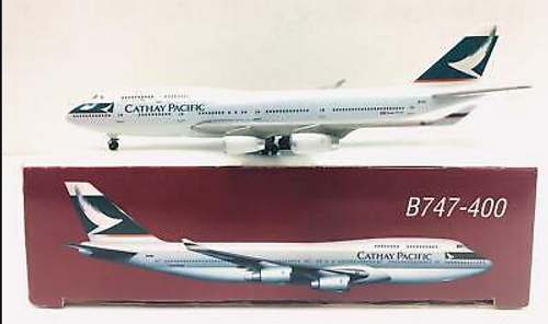 CXcitement 1:400 Cathay Pacific 747-400