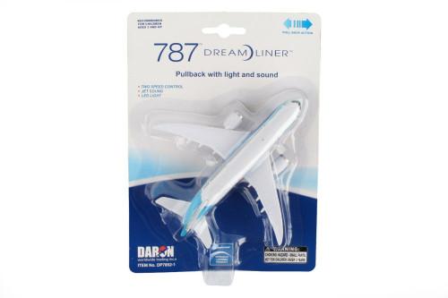 Boeing 787 Pullback W/Light & Sound