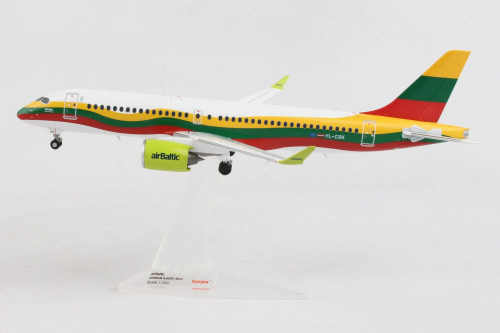 Herpa 1:200 Air Baltic A220-300 Lithuania
