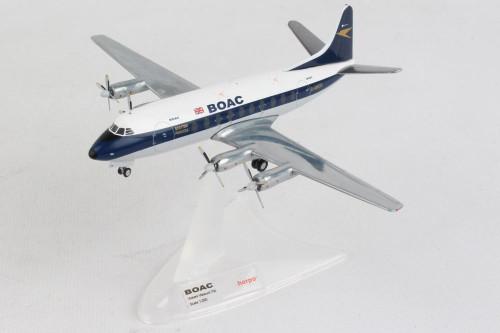 Herpa 1:200 BOAC Viscount 700