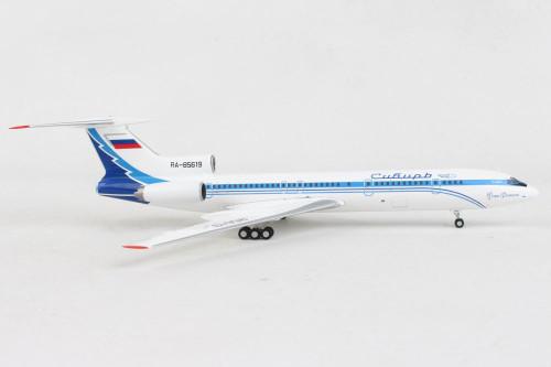 Herpa 1:200 Siberia TU-154M