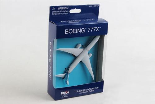 Boeing 777X Single Plane