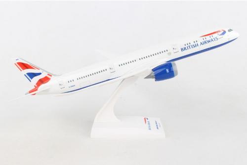 Skymarks British Airways 787-9